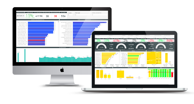 Data Visualisation, Excel Automation and Field Solutions